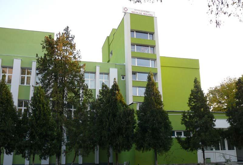 Spitalul Clinic Malaxa Romania Mama Stiri Administratie